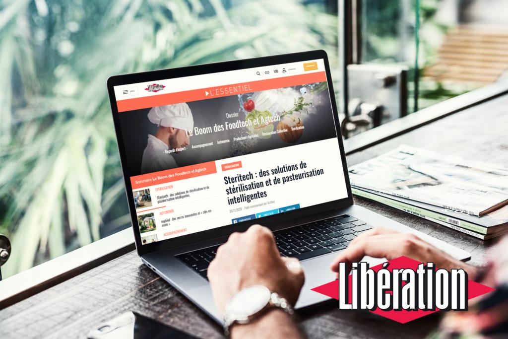 STERITECH Article Libération